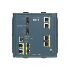 Коммутатор Cisco IE-3000-4TC-E IE 3000 4-Port Base Switch w/ Layer 3